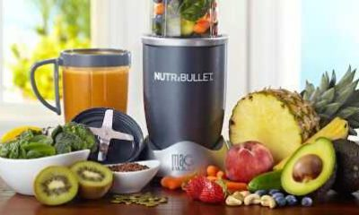 Nutribullet® Mixer Analysis 2021